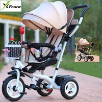 New Brand Child tricycle High quality swivel seat child tric...