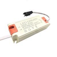 AC85-265V Isolado LED constante driver atual Output Transformer 3-36W Power Supply Por LED Painel Downlight externa Spotlight Hight Bay