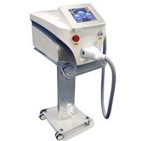 Laser Nd YAG supprimer Tatto laser picoseconde peau de la peau carbone détachant de la pigmentation laser blanchissant machine à DHL UPS Livraison gratuite