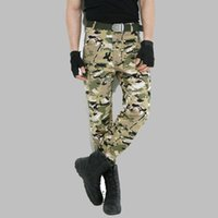Men winter Tactical Militarly Cargo Outdoor Pants Combat Army Training Pants Sport Trousers for Hiking Hunting