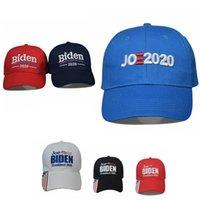 Joe Biden Beyzbol kap Hat 20 Stiller 2020 Amerika Seçim Oy Trucker Şapka Cumhurbaşkanlığı Ayarlanabilir Cap Hip Hop Şapkalar IIA282