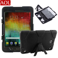 Armor Defender Heavy Duty Shockproof Case For Galaxy Tab P61...