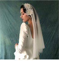 Retro Hat Veil Lace With Diamonds Pearl Clip Headdress New B...