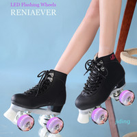 Wholesale- Roller Skates Double Line Skates Women Female Lady...