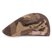 Cap Camouflage Beret Men \ 's Cap Cotton im Freien Spielraum Advance-Damen-Hut