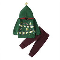 2020 Christmas Kids Clothing Set for Boys And Girls Toddler ...