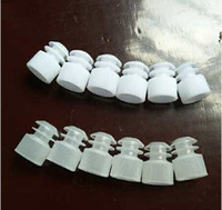 12mm 13mm Plastic White flange caps stopper for PS test tube...
