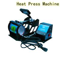 حار بيع الحراره الصحافة آلة التسامي الطباعة الحرفية DIY التدفئة نقل حجم قابل للتعديل عادي القدح