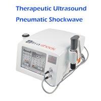 L'échographie de haute qualité de physiothérapie Thérapie Shockwave / Shockwave Machine pour soulager la douleur du corps et de la cellulite érectile Disfunction Réduire