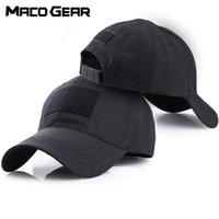Cappelli Sport Cap tattico Cappello esterno dell'esercito Nero multicam CP Camo bicicletta Cappelli Caccia Snapback di baseball