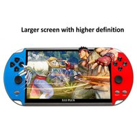 X12 PLUS Video Game 7inch LCD Double Rocker Portable Handhel...