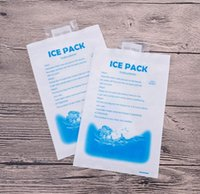 Big sale Reusable Dry Cold Ice Pack Gel Cooler Bag For Lunch...