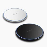 10W Fast Wireless Ladegerät für Samsung Galaxy S10 S9 S9 Note 10 9 USB QI Ladekissen für iPhone 11 Pro XS MAX XR x 8 7 6S PLUS (Einzelhandel)