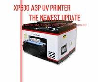 A3P XP600 UV Flatbed Yazıcı 4PASS 8PASS 32PASS Injket Yazıcı UUUc #