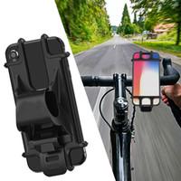 مزيج الألوان دراجة حامل الهاتف آيفون 11 8 7 XS ماكس سامسونج XIAOMI الدراجات النارية دراجة المقود الوقوف الهواتف الذكية للحصول على القوس
