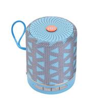 Bluetooth Haut-parleur sans fil TG511 300MAH Capacité de la batterie Subwoofer Mini haut-parleurs portables Barre de son en plein air avec boîte de vente au détail
