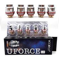 VOOPOO UFORCE Coil T1 T2 TANK Head U2 0.4ohm U4 0.23ohm U6 U8 Replacement Coils For UFORCE Tank Atomizer