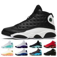 Hot vente 13 hommes femmes chaussures de basket-ball 13s Il inverse Got Game Hyper Royal Cap and Gown Phantom formateurs mens sport chaussures de sport 7-13