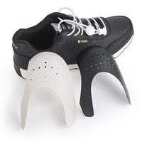 الأحذية درع أحذية رياضية مكافحة تجاعيد التجاعيد طي strecher حامي 1/2 / 3pairs دعم أخي اصبع القدم الأحذية