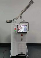 Vente chaude Scar Enlèvement peau Resserrer stretch enlèvement marchés laser fractionnel Co2 / Co2 laser fractionnel / laser fractionnel Co2 machine