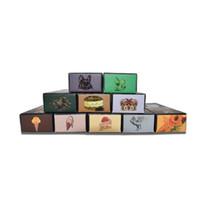 Cartouches de Vape Muha avec emballage Vide 510 Thips en céramique céramique Tank Tank Gold Huile épaisse Cartouche Vaporisateur Maha Chariots