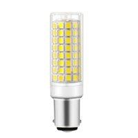 BA15D светодиодные лампочки 7W AC 110V и 220V BA15d привели огни заменить галогенные лампы в качестве люстры освещения