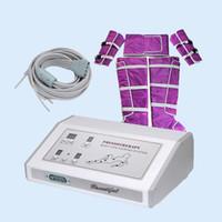 Инфракрасная сауна лимфатическое дренажное массажное оборудование инфракрасное тепловое одеяло прессотерапевтические машины для продажи похудение тела одеяло