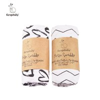 2 pieces pack Muslin 100% Cotton Baby Swaddles Soft Newborn ...