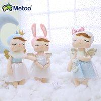 2020 NEW смазливая METOO Кролик Анджела Куклы Банни Детские игрушки чучело Kawaii Для детей Мягкие плюшевые игрушки Рождество