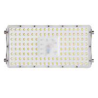 Schnelle Lieferung Autobahn Baustelle Parkplatz Stadion Erzeugungsmodul LED-Flutlichter 100W coole weiße LED-Panel-Lampe