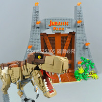 11338 Jurassic Movie Series Jurassic Park T. Rex Rampage 315...