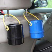 Водонепроницаемый убирающимся зонтик ведро складное интерьер автомобиля Труба Вешалка дренажный полка для хранения корзины домашнего декора