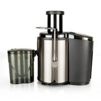 Waco Juicer Machine Küche Essbar, Zentrifugal-Extraktor Wide Futter-Rutsche leicht zu reinigen, 800W Leistung, Lebensmittelgrad 304 Edelstahl BPA-frei