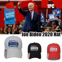 Joe Biden Baseballmütze 20 Arten US Election Vote Truckermütze Präsident justierbare Kappe Hip Hop Hüte Party-Hüte OOA8200