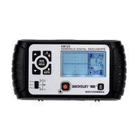 Osciloscopio de mano con multímetro digital 2 en 1 DMM automático de ancho de banda de 25 MHz Scopemeter Multifuction Profesional Scopemeter All-Sun EM125