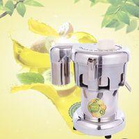 WF-A3000 220V WF-A3000 paslanmaz çelik son tarzı Endüstriyel meyve suyu makinası Otomatik meyve sebze suyu sıkacağı portakal limon narenciye