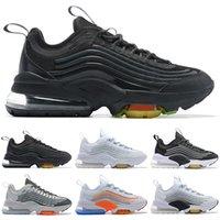 ZM950 Hommes Femmes 950 Chaussures de course Triple Noir Blanc Loup gris de base des hommes de mode Athletic Trainers sport Chaussures de sport Taille 36-45