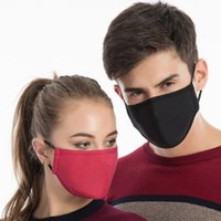 Cotton cloth Fashion Reusable Designer Dustproof Mask Washab...