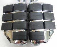 Gl1500 GL 1500 Goldwing Ace Tourer 1100 Valkyrie Gölge VT 1100 Vt1100C xEsK için # Ön Ayak Peg istirahat Footpeg