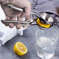 spremiagrumi manuale in acciaio inox delle famiglie frutta spremiagrumi spremiagrumi casa d'arancia succo di limone spremuto limone di trasporto