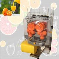 Jugo de naranja 2000E Exprimidor Máquina limón Exprimidor fabricante de bricolaje del hogar rápidamente Squeeze Exprimidor de baja potencia Smoothie Blender enchufe de la UE