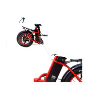48V 12Ah e Fahrradbatterie 350W / 500W / 750W Sumpfaustrag Step-through Fat Tire Folding Elektro-Fahrrad