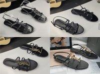 2020 Женщины Tribute Summer Beach сандалии Квартиры обувь высокого качества Open Toe конфеты Sexy Sandalias Mujer Sapato Feminino