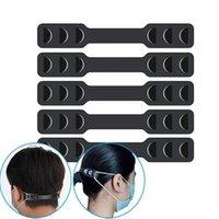 Gesichtsmaske Bandverlängerer Maske Elastische Riemeneinsteller Schützen Sie Ihren Ohrbruch Schmerz Maske Gürtelhaken Verstellbare Ohrband Verlängerung EWE1781