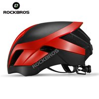 ROCKBROS Mountainbike Helm 3 in 1 MTB Straßen-Fahrradhelme Männer Schutzhelm angespritzter Pneumatic Fahrradhelme T200730