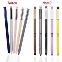Mobiltelefon Stylus-Stift-Handschuhe S-Stift-Touchscreen-Stilet Caneta für Samsung Galaxy Note8 N950 N950F N950U Note9 N960 N960F N960U