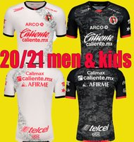 men kids 2020 2021 Xolos de Tijuana soccer jersey boys kits ...
