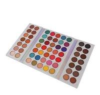 Sıcak Yeni Göz Farı Paleti Güzellik Sırlı Makyaj Muhteşem Me Göz Farı Paleti 63 Renk Paleti Büyüleyici Eyeshadow Makyaj