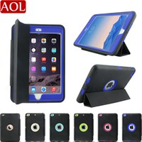 For new iPad 10. 2 ari2 pro 9. 7 10. 5 11 12. 9 mini Shockproof ...
