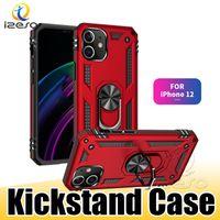 Para iPhone Pro 12 11 SE 2020 LG Stylo 6 K51 MOTO G8 Juega G Stylus híbrido armadura cubierta de la caja del teléfono DE izeso